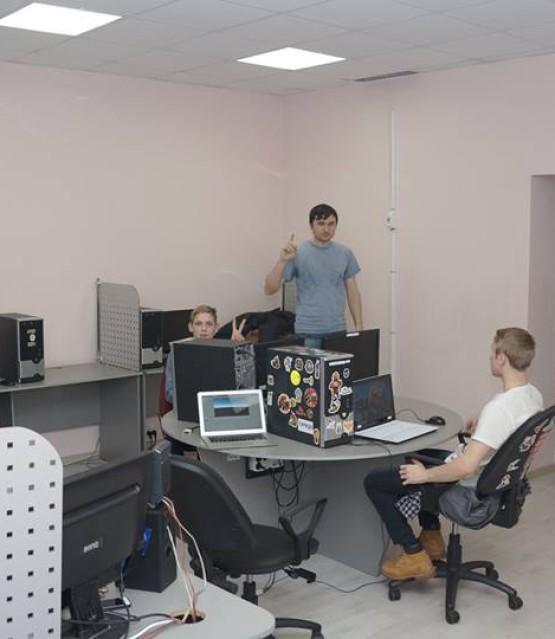 Стартовали курсы программирования в Быковском Детском доме