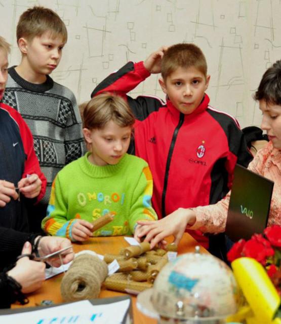 Социальные метры. Покровский детский дом