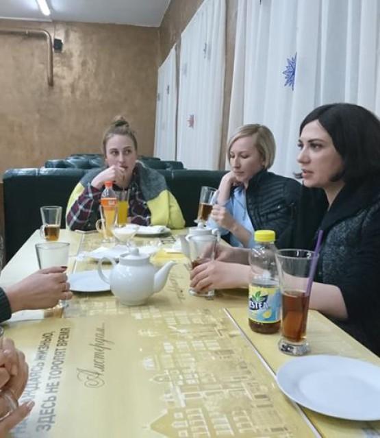 Клуб наставников В Калязине (январь 2018г)