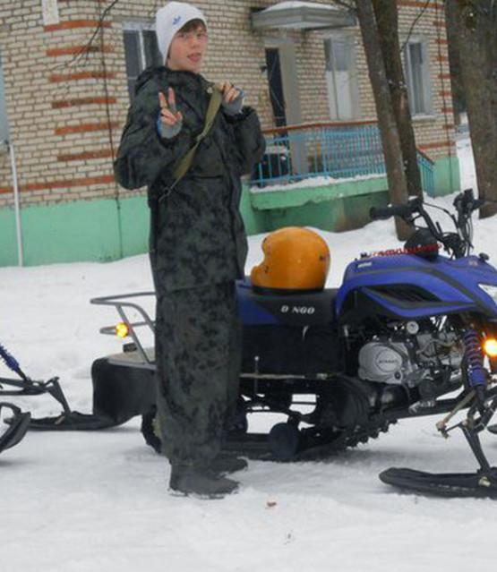 Зимний лагерь, 2014 г.