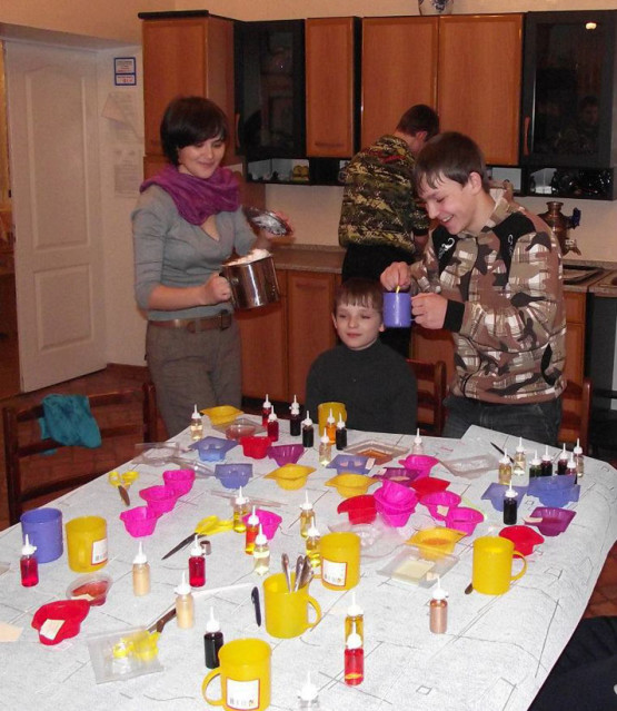 Социальные метры. Удельнинский детский дом